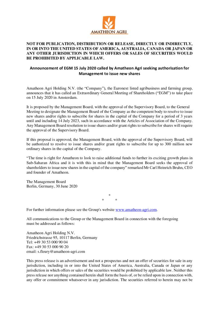 thumbnail of 20200630-Press-Release-Amatheon-calls-EGM-to-authorise-Management-to-issue-new-shares-15-July-2020
