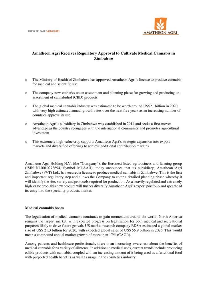thumbnail of 20210614_Press Release – Medical Cannabis_ENGLISH